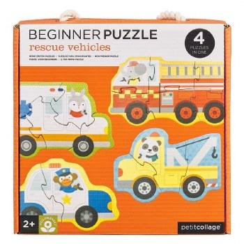 Rescue Vehicle Beginner Puzzle