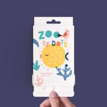 Scrollino Zoo by Dots