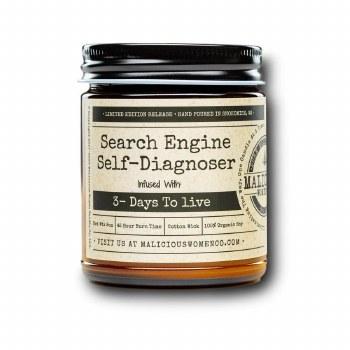 Search Engine Self-Diagnoser