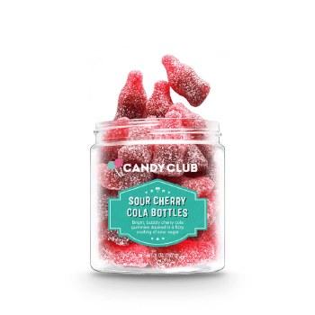 Sour Cherry Cola Bottles