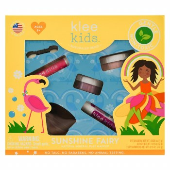 Sunshine Fairy Natural Mineral Play Makeup Kit