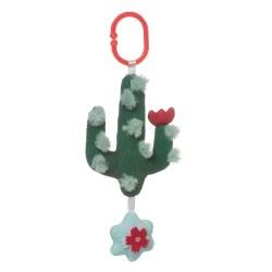 Cactus Garden Rock Rattle