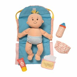 Baby Stella Diaper Bag Set