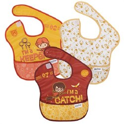 Super Bib 3pk Harry Potter Quiddich