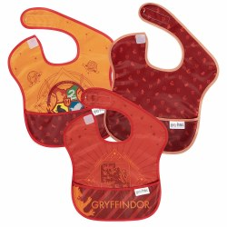 Super Bib 3pk Harry Potter Gryffindor