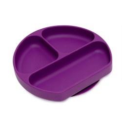 Grip Dish Purple