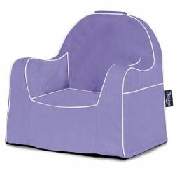 Little Reader Chair Light Purple - Pickup Only