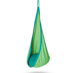 Hugglepod Hanging Chair Green