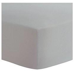 Organic Mini Crib Sheet Ecru