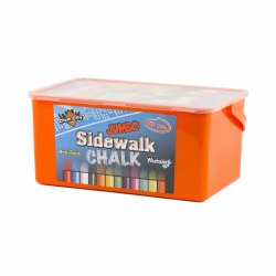 Chalk City 52 Ct Sidewalk Chalk - PICKUP ONLY