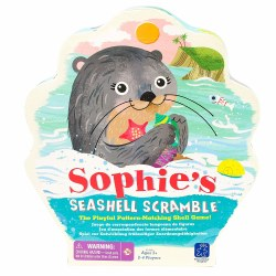 Sophie's Seashell Scramble Game