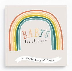 Little Rainbow Memory Book