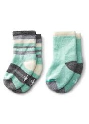 Sock Sampler Mint 24m