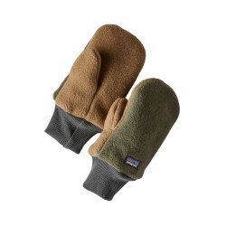 Pita Pocket Mittens Green 3m