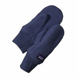 Pita Pocket Mittens Navy 6m