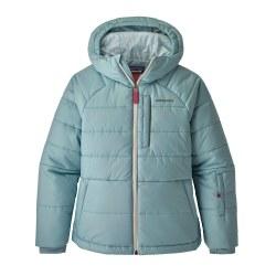 Girls Pine Grove Jacket Blue Medium