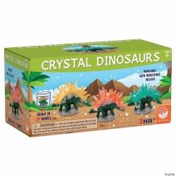 Crystal Growing Dinosaurs