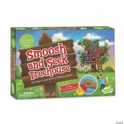 Smoosh and Seek Tree House