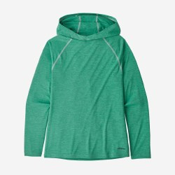 Daily Sun Hoody Beryl Medium