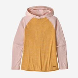 Daily Sun Hoody Saffron Medium