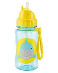 Straw Bottle Shark