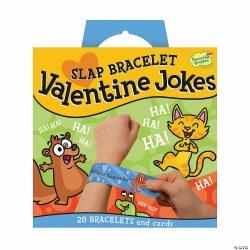Slap Bracelets Valentine Jokes