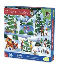 12 Days of Puzzles