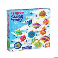 12 Days of Slime Experience