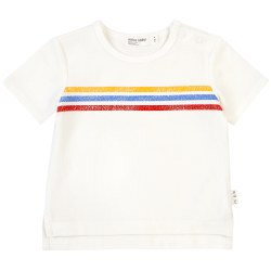 Retro Stripe Tee 12m