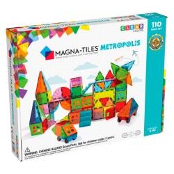 Magna-Tiles Metropolis 110pc