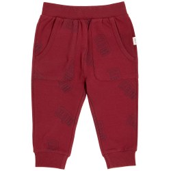 Arcade Pant Red 4T