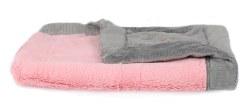 Lush Small Pink/Gray