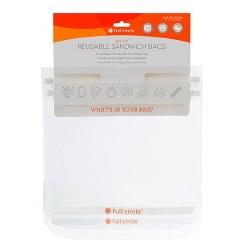 Ziptuck Sandwich Bags Clear