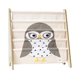 Book Rack Owl