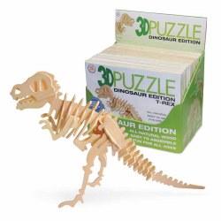 3D Puzzle Dinosaurs