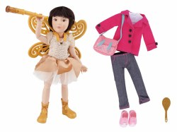 Kruselings Doll Luna Deluxe