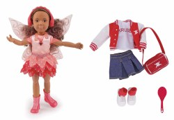 Kruselings Doll Joy Deluxe
