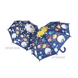 Color Changing Umbrella Universe