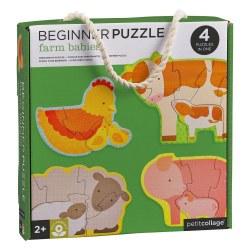 Farm Babies Beginner Puzzle