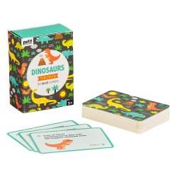 Trivia Cards Dinosaurs