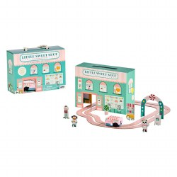 Wind Up and Go Playset Sweet Shoppe