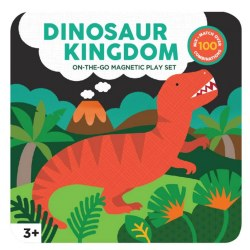 Magnetic Play Set Dinosaurs