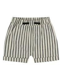 Stripe Woven Shorts 4-5y
