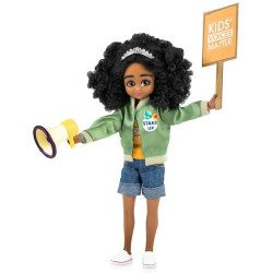 Lottie Doll Kid Activist