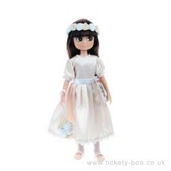 Lottie Doll Royal Flower Girl