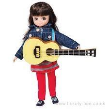 Lottie Doll Music Class