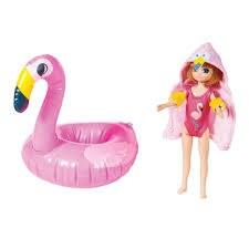 Lottie Doll Pool Party