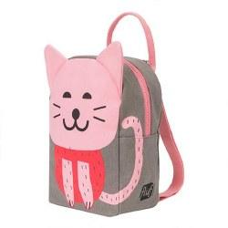 Lil B Pack Grey Cat