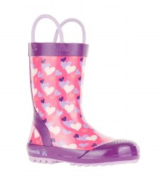 Rain Boots Lovely Pink 8