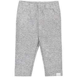 Knit Leggings Grey 4T